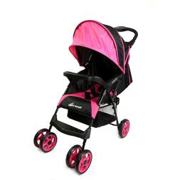 Wonder Buggy MIMMO Multi-Position Compact Stroller with Cano