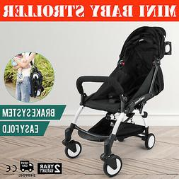 Mini Folding Baby Stroller W/Bag Lightweight for 6 Month and