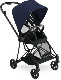 Cybex Mios Lightweight Compact Single Baby Stroller Black Fr