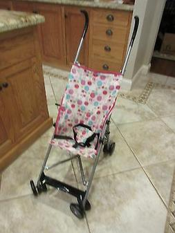 Cosco MOD Floral Print Umbrella Baby Stroller / Strollers &
