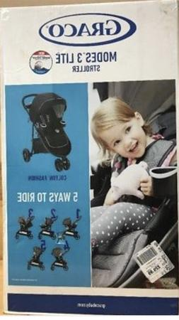 Graco Modes 3 Lite Travel System Stroller - Colton Fashion b