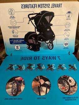 Graco Modes Jogger 2.0 Travel System Stroller w SnugLock 35