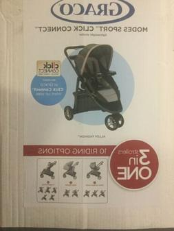 Graco Modes Sport Click Connect Lightweight Stroller