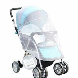 Mosquito Net V-FYee Bug Net for Baby Strollers Infant Carrie