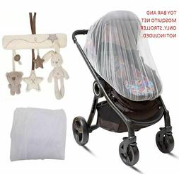 Mosquito Net & Toy Bar Shape Music for Easywalker Baby Strol