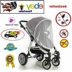 Mosquito Net for Baby Strollers Bassinets Carriers Car Seats
