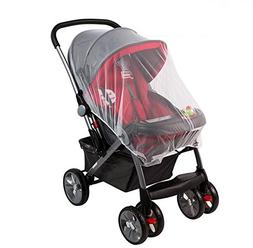 Baby Mosquito Net for Strollers, Carriers, Car Seats, Cradle