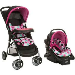 Multicolor Baby Girls Minnie Mouse Lift and Stroll Plus Trav