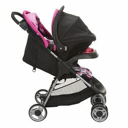Multicolor Baby Girls Minnie Mouse Lift & Stroll Plus Travel
