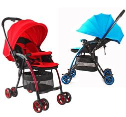 Wonder Buggy NANO Ultralight Compact Stroller with Reversibl