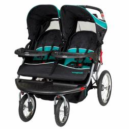 navigator double jogger stroller tropic padded locking