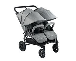 Valco Baby Neo Twin Double Lightweight All Terrain Stroller