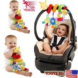 new activity spiral stroller car seat travel