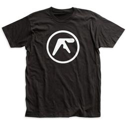 New Authentic Aphex Twin Logo  Ambient Techno SOFT Adult T-s