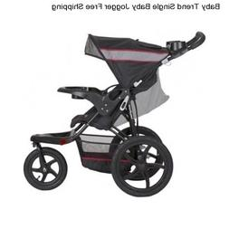 New Boy's Single Baby Stroller Jogger Infant Carriage Travel