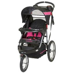 New Girls Single Baby Stroller Infant Carriage Jogger Stroll