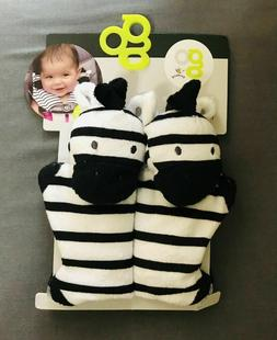 NEW Go by Goldbug Strap Cover Pals For Car Seat Straps, Stro