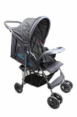 New Wonder Buggy Madison Multi Position Compact Stroller Can