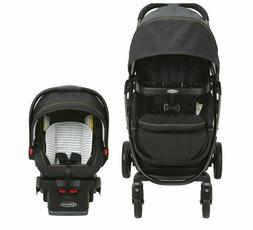 NEW! Graco Modes 3 in 1 Travel System with SnugRide SnugLock