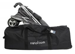 NEW NEVER USED MACLAREN BABY STROLLER TRAVEL LUGGAGE AIRPORT