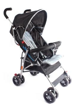 New Single Baby Stroller Lightweight Canopy Folding Infant T