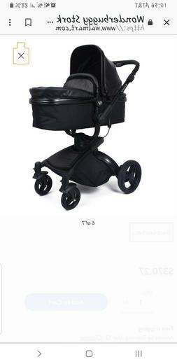 NEW Wonder Buggy Stork 2-in-1 Deluxe Urban Revolving Carryco