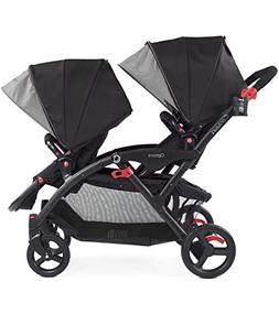 Contours Options Tandem Stroller, Shadow