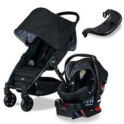 Britax Pathway & B-Safe 35 Travel System, Sketch with Tray B