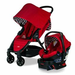 Britax Pathway & B-Safe 35 Travel System, Cabana