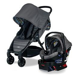 Britax Pathway & B-Safe 35 Travel System, Crew