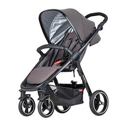 phil&teds Smart Buggy, Graphite