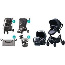 Evenflo Pivot Modular Travel System with Stroller Accessorie