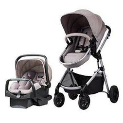 Evenflo Pivot Modular Travel System with Safemax Infant Car