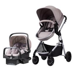 Pivot Modular Travel System with Safemax Rear-Facing Infant