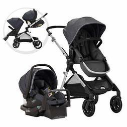 Evenflo Pivot Xpand™ Modular Travel System With Safemax In