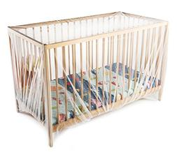 Cuddls Pack & Play Insect Netting for Babies, Premium King S