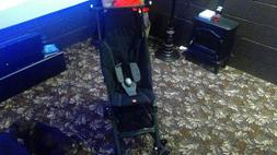 GB Pockit Compact Lightweight Folding Stroller - Monument Bl