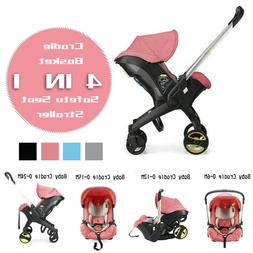 Portable 4 in 1 Newborn Baby Strollers With Accesories