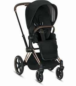 Cybex Priam3 Stroller ROSE GOLD FRAME WITH SEAT PACK  NEW IN