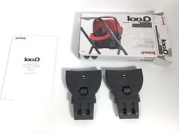 JOOVY Qool Car Seat Adapter, Britax/BOB B-Safe