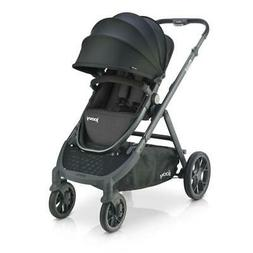 Joovy Qool Double, Triple Stroller With Bench Seat & Car sea