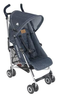 Maclaren Quest Sport Stroller, Denim  by Maclaren