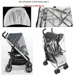 Rain Cover Mosquito Net Set Covers Protector for STOKKE Kid