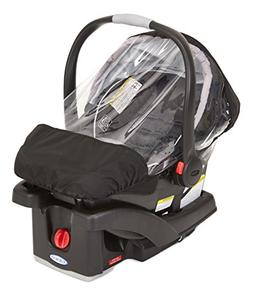 Sashas Rain And Wind Cover For Graco Snugride Click Connect