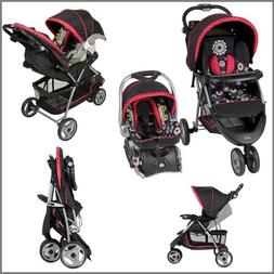 Baby Trend Range Travel System - Rio, Red