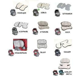 Replacement Infant Head & Body Insert Pads - Chicco KeyFit &