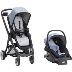 Safety 1st Riva 6-in-1 Flex Modular Travel System with Onboa