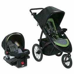 Graco Roadmaster Jogging Stroller, Travel System, Hudson