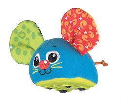 Playgro 0183037 Scoot Along Mouse with Pull Back Motion for