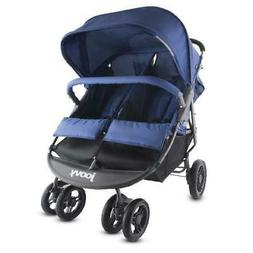 Scooter X2 Double Stroller, Blue